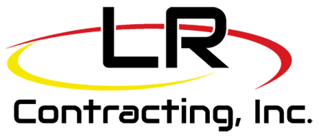 LR Contracting New Logo
